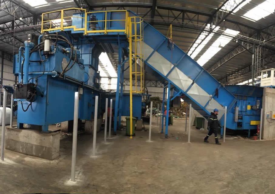Amplitec visita planta de tratamento e reciclagem de resíduos em Buenos Aires