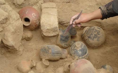 A Lasca promove oficinas de arqueologia em Rio das Pedras